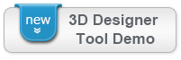 3D Designer Tool Demo