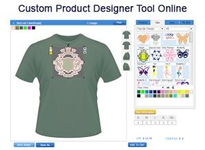 custom product designer tool