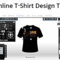 Online T-Shirt Design Tool