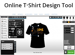 Things to consider before buying an online t shirt design tool Online design tool