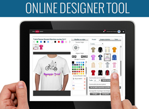 show off your style with an online designer tool