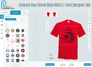 Custom tshirt design software archives pdt for Custom t shirt software