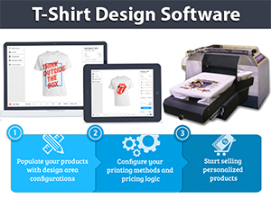 Designing made easy with a t shirt design software for Easy blueprint software