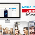 mobile phone design application