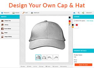 Design Your Own Cap & Hat