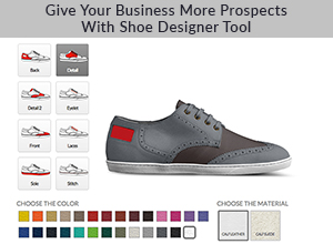 Give Your Business More Prospects With Shoe Designer Tool