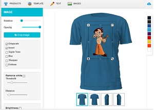 Trust T-shirt Design Tool